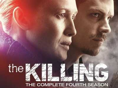 The Killing - The Complete Fourth Season