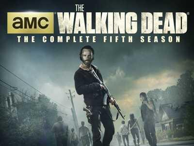 The Walking Dead - The Complete Fifth Season