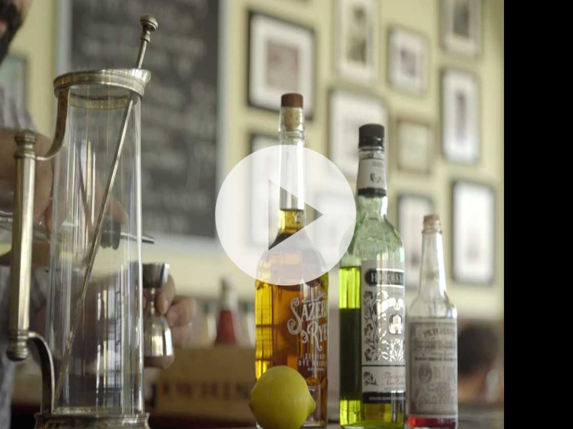 Sazerac & Other Cocktails in New Orleans: 10 Years After Hurricane Katrina