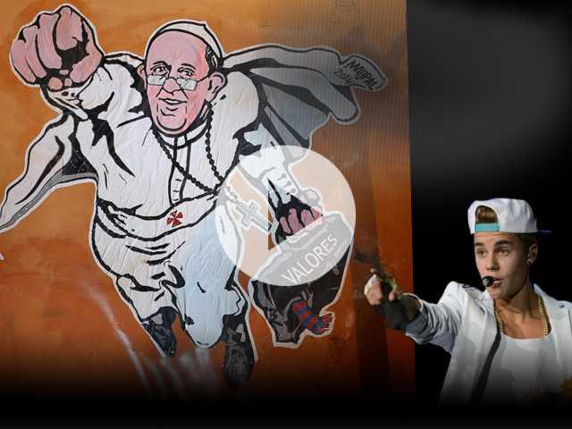 'Bigger that Bieber' Jim Gaffigan on the 'Superhero' Pope