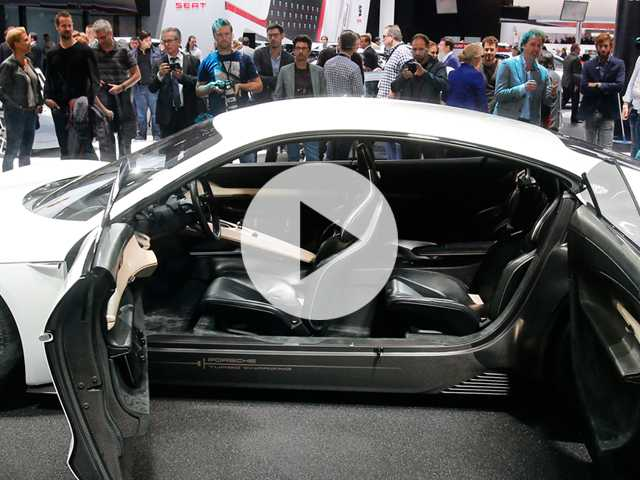 A Look at the Future of Cars at the Frankfurt Auto Show