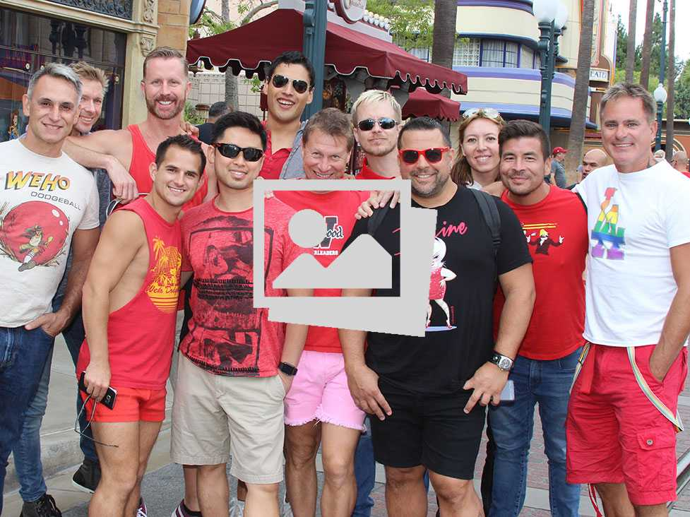 Gay Days Anaheim 2015 :: Disney's California Adventure