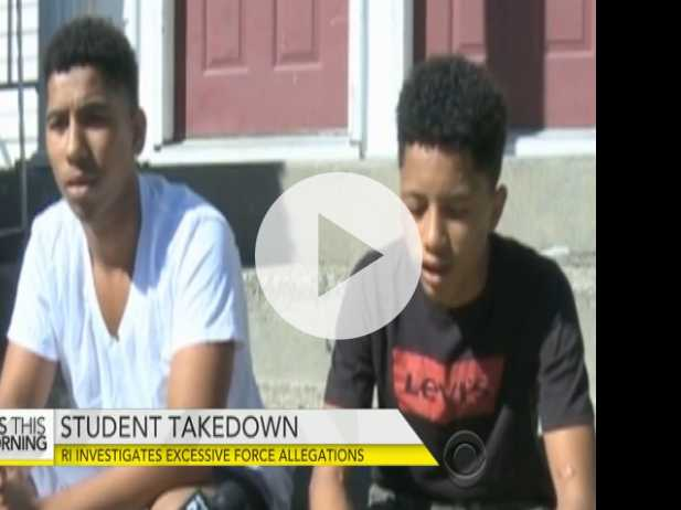 Student Takedown Investigated After Allegations of Excessive Force