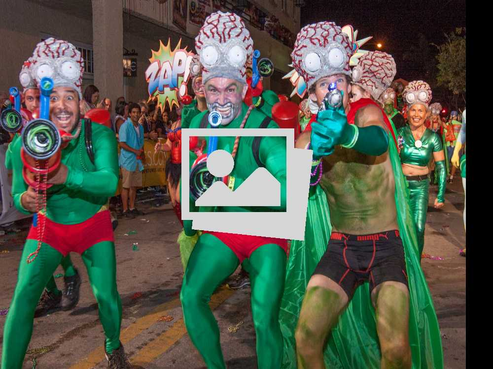 Fantasy Fest Parade Key West :: October 31, 2015