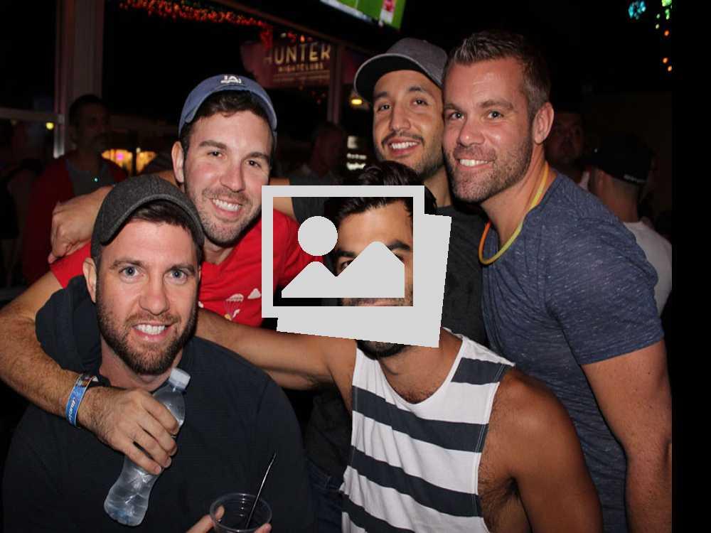 Palm Springs Pride Festival Arenas Block Party :: November 7, 2015
