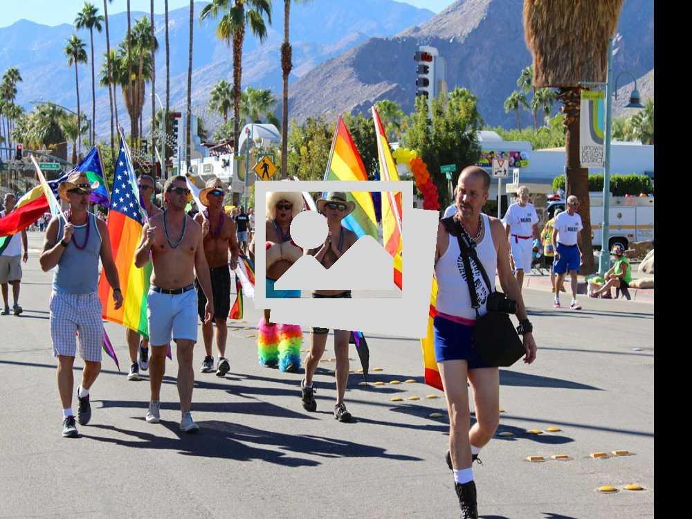 2015 Palm Springs Pride Parade :: November 8, 2014