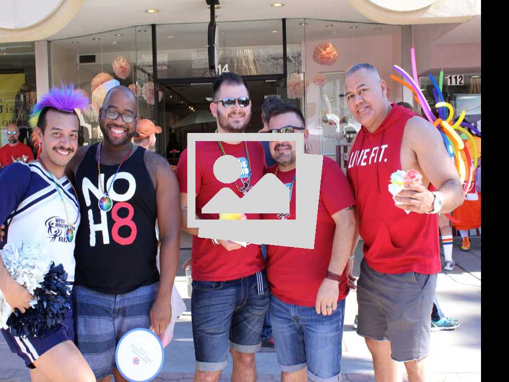 2015 Palm Springs Pride Festival :: November 8, 2015