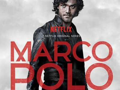 Marco Polo - The Complete First Season