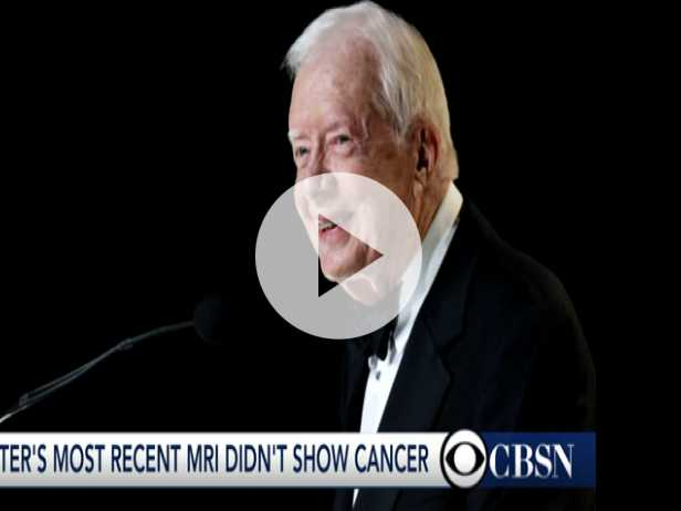 Breakthrough Treatment May Have Cured President Carter's Cancer