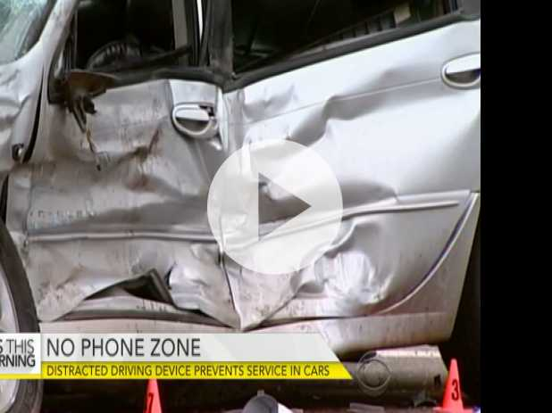 Device Blocks Texting, Emails, Social Media in Cars