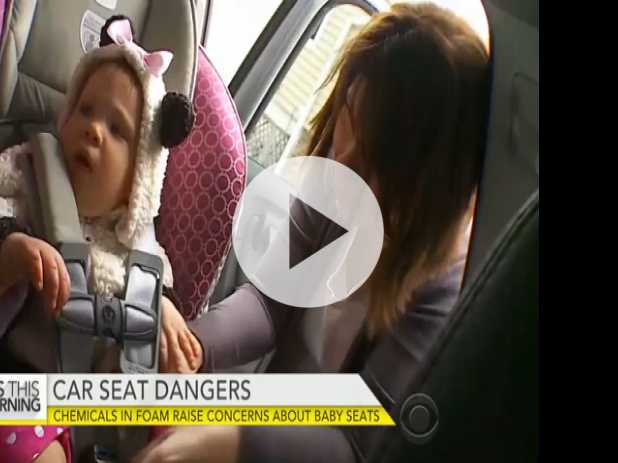 Chemicals in Foam Raise Concerns About Baby Car Seats