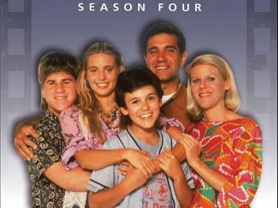 The Wonder Years - Season Four