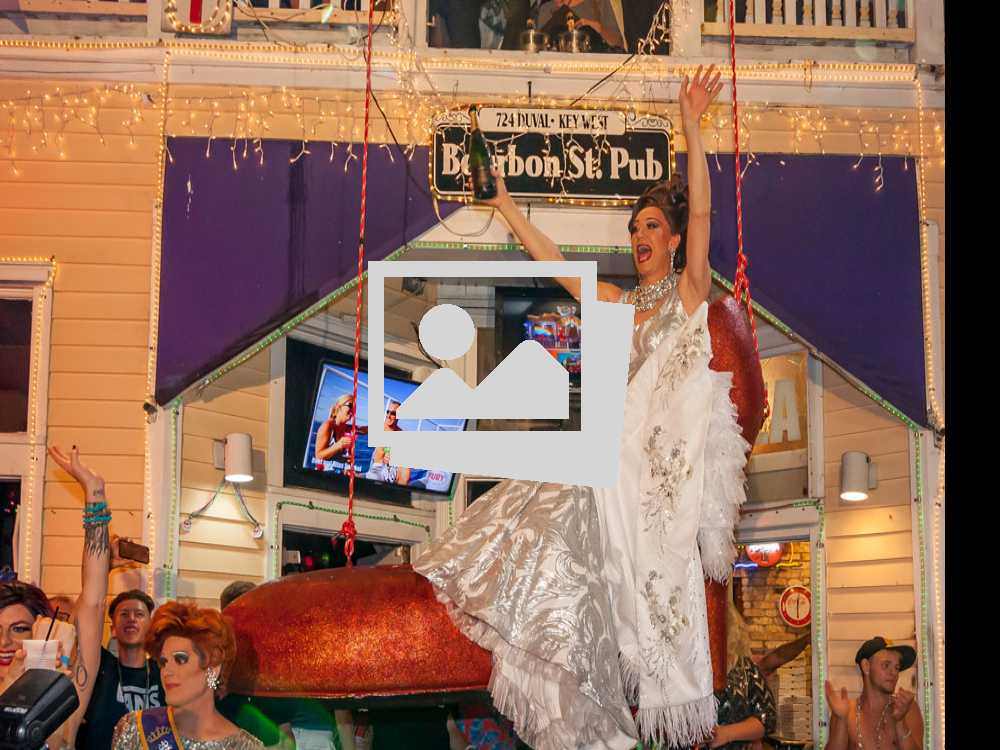 New Year's Eve In Key West :: December 31, 2015