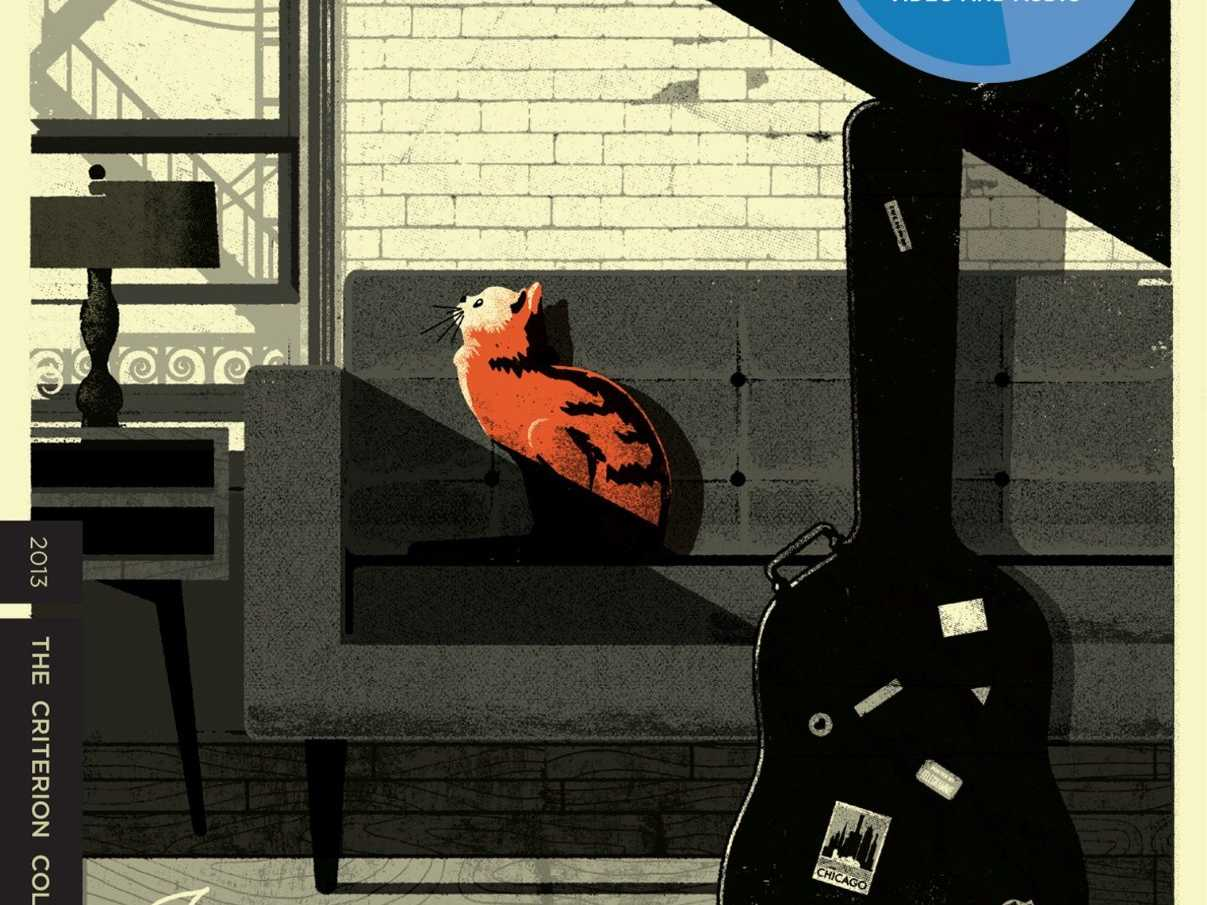Inside Llewyn Davis (The Criterion Collection)