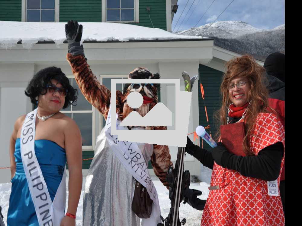 2016 Winter Rendezvous Downhill Costume And Parade Competition @ Midway Lodge :: January 23, 2016
