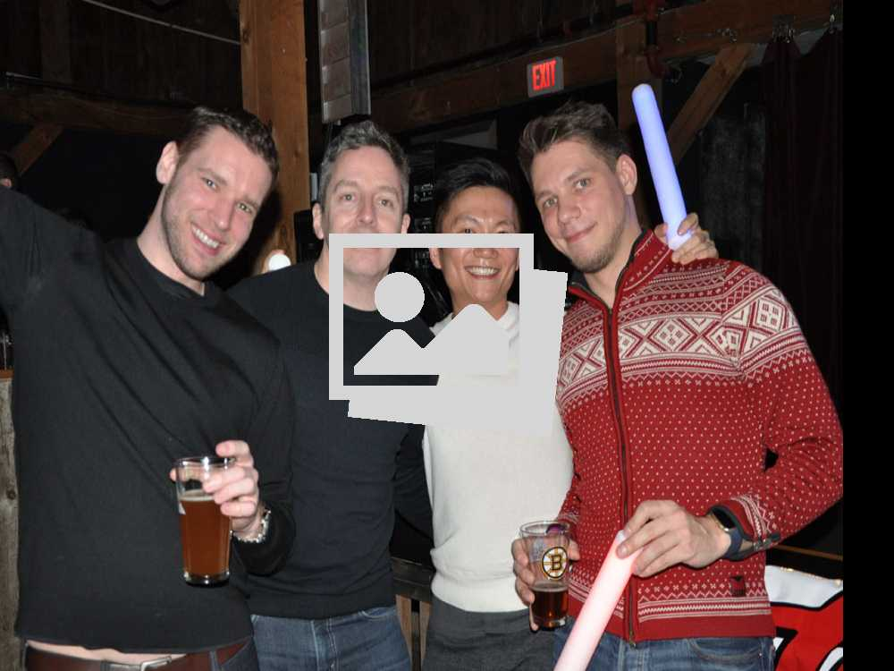 2016 Winter Rendezvous Blow Out Party @ The Rusty Nail Bar :: January 23, 2016