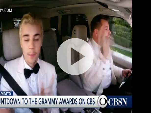 Justin Bieber's Carpool Karaoke