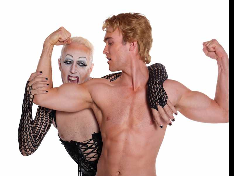 Catch 'The Rocky Horror Show' Costume Contest and LGBT Night
