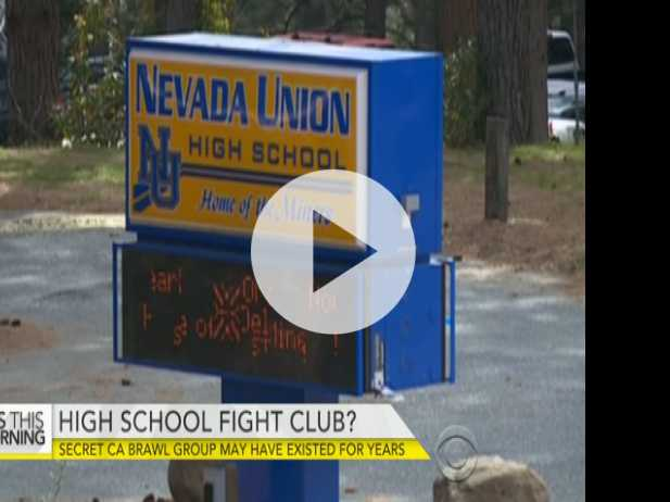 Secret Calif. High School Fight Club May Have Existed for Years