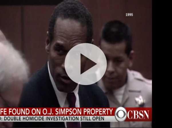 O.J. Simpson's Former Defense Lawyer on Knife