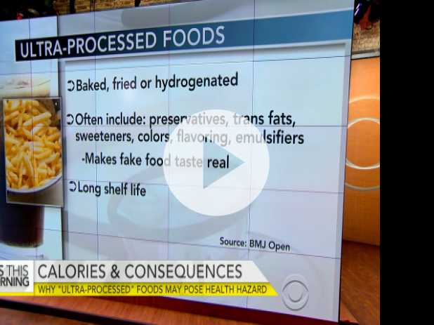 """Why """"Ultra-Processed"""" Foods Pose Health Hazards"""