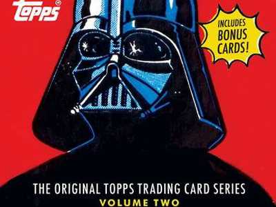 Star Wars: The Empire Strikes Back: Original Topps Trading Card Series, Volume Two