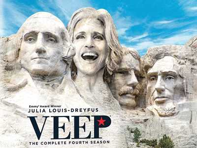VEEP - The Complete Fourth Season