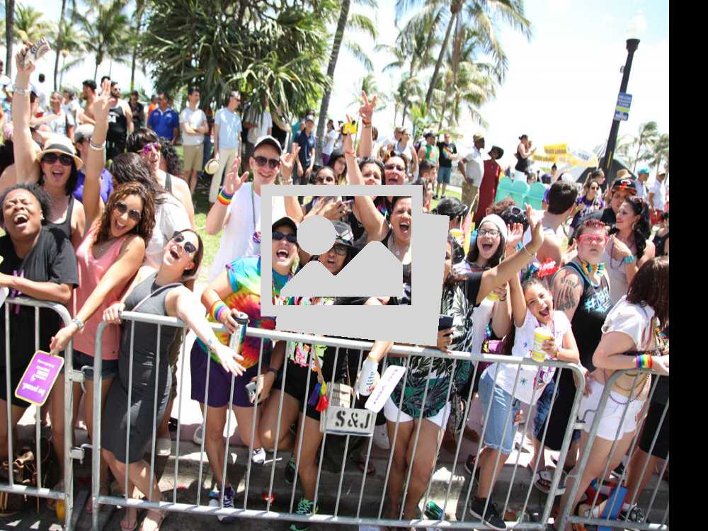 2016 Miami Beach Gay Pride Parade Part Two :: April 10, 2016