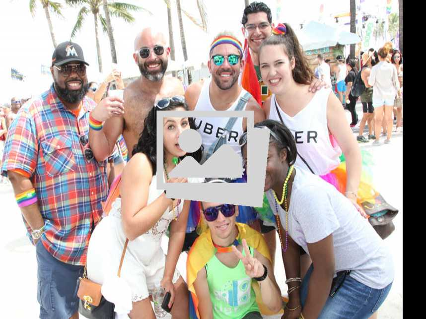 2016 Miami Beach Gay Pride Festival @ Lummus Park, Miami Beach :: April 10, 2016
