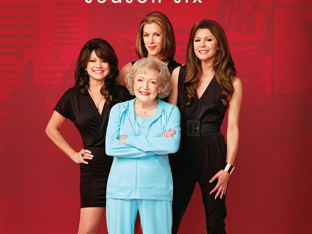 Hot in Cleveland - Season Six