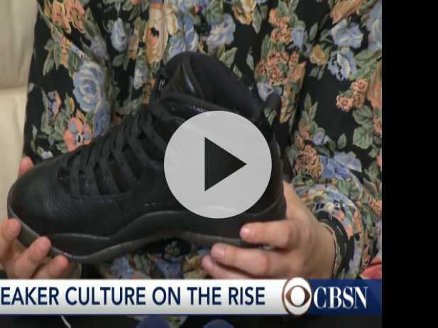 The Big Money Behind Sneaker Culture