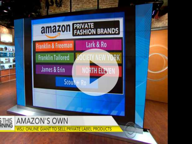 Behind Amazon's Plan to Expand Private-Label Products