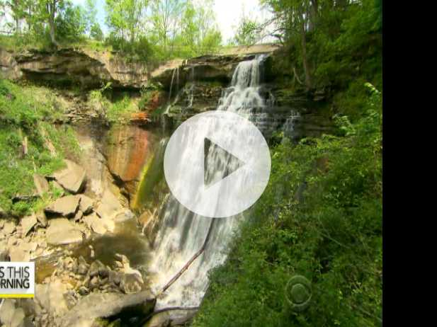 National Park Rises from Former Ohio Wasteland