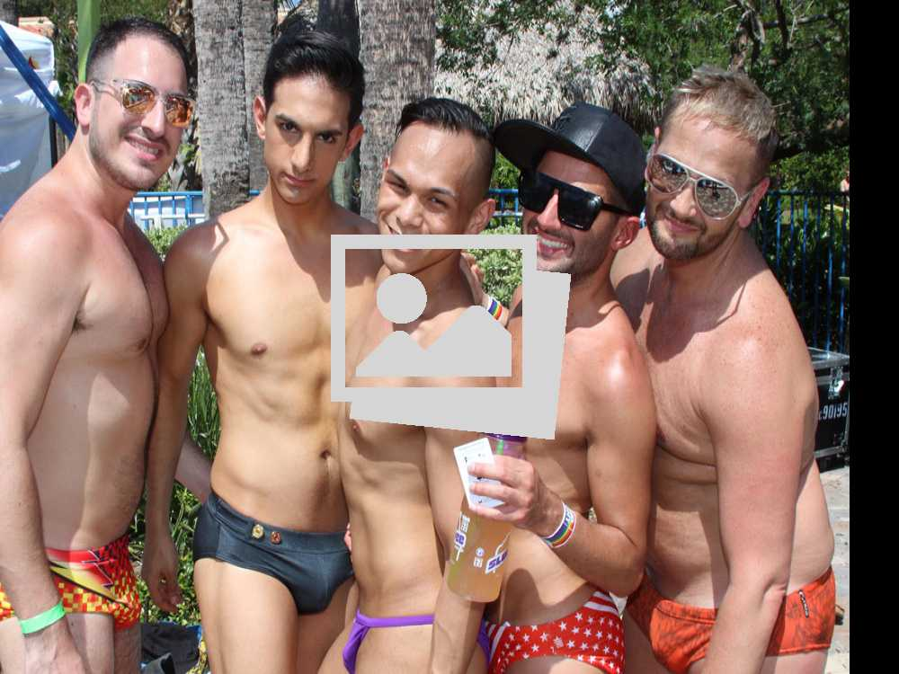 GayDays Bear Pool Friday :: June 3, 2016