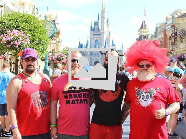 Gay Days @ The Magic Kingdom :: June 4, 2016