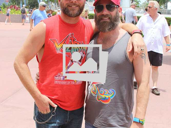 Gay Days @ EPCOT :: June 5, 2016