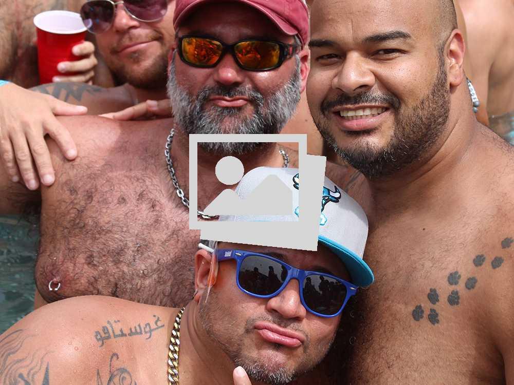 GayDays Bear Pool Sunday :: June 5, 2016