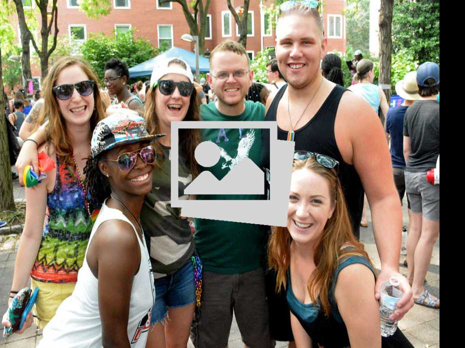 Philly Pride Homecoming Event And Dyke March :: June 11, 2016