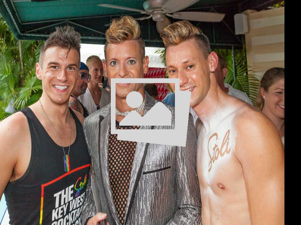 Key West Pride Kickoff Party @ The Island House Resort