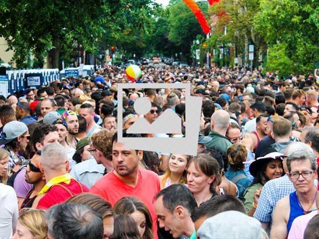 Boston Pride -  Chandler Street Block Party :: June 11, 2016