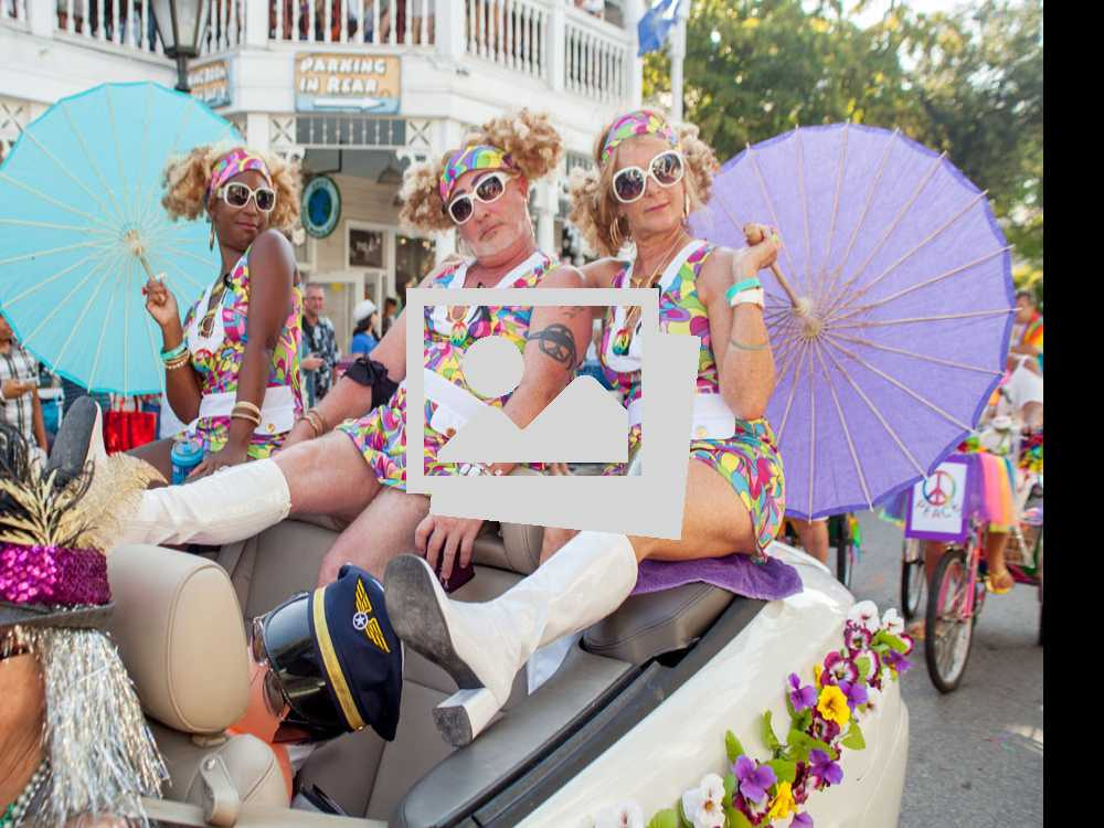 2016 Key West Pride Parade :: June 12, 2016
