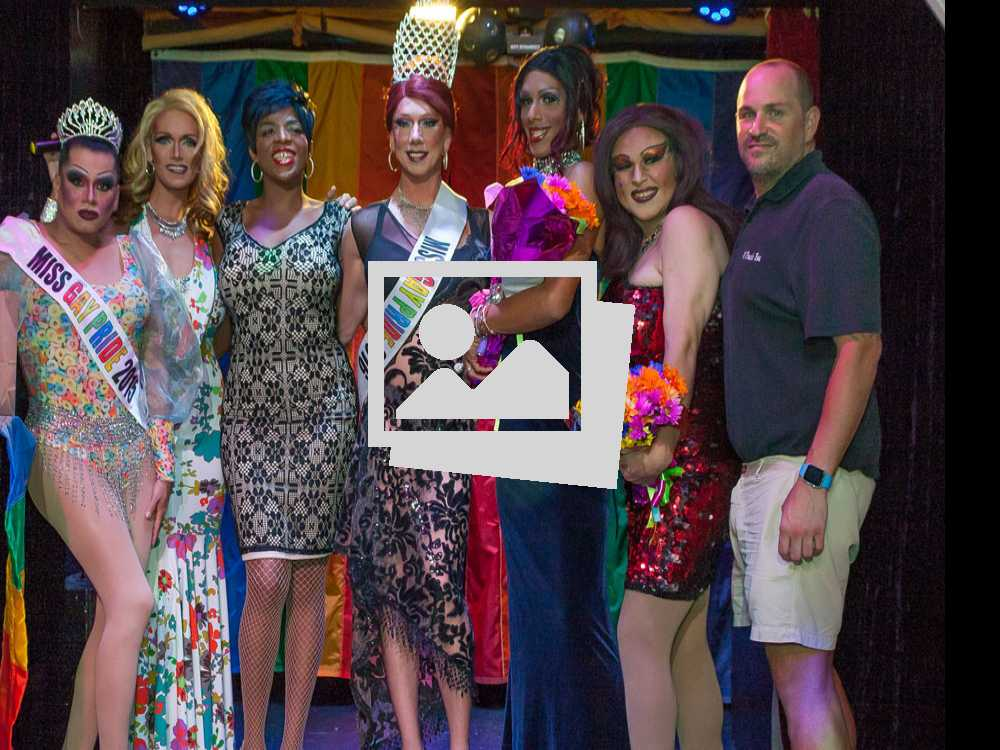 Key West Miss Pride Pageant 2016 @ The 801 Cabaret