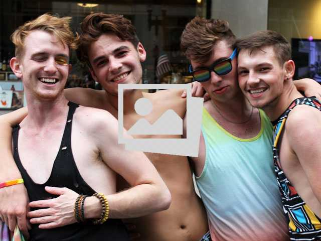 Boston Pride Back Bay Block Party :: Sunday, June 12, 2016