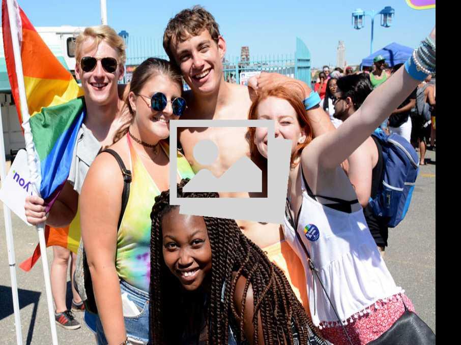 2016 Philly Pride Festival :: June 12, 2016
