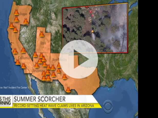 Record-Setting Heat Wave Claims Lives in Arizona