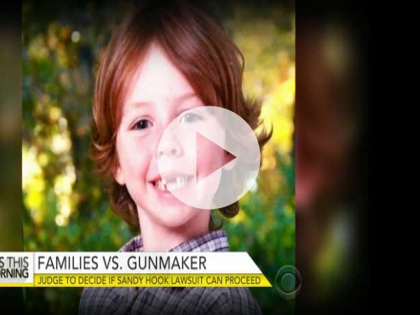 Will Gunmaker Face Trial Over Sandy Hook Massacre?