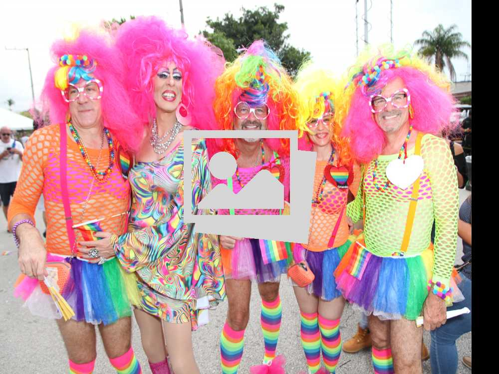Stonewall Pride Part 2 @ Wilton Manors :: June 18, 2016