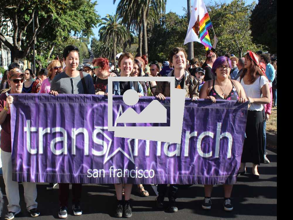Trans Rally And March @ Dolores Park :: June 24, 2016