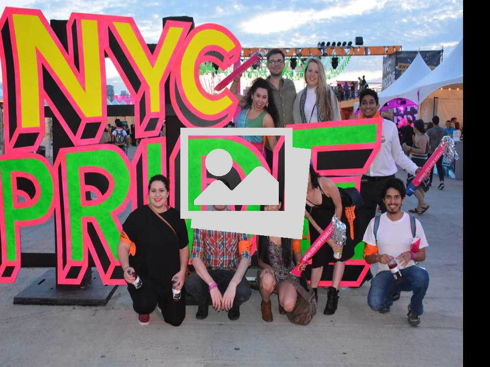 NYC Pride Rally @  Hudson River Park Pier 26 :: June 25, 2016