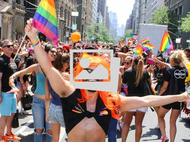 2016 New York Pride March Part One :: June 26, 2016